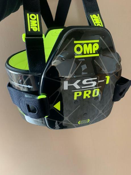 Ochraniacz na żebra OMP KS-1 PRO - KARTING - FIA