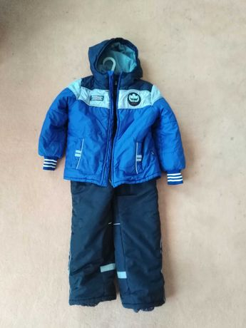 Детские куртки и комбинезоны от 2х до 6 лет
