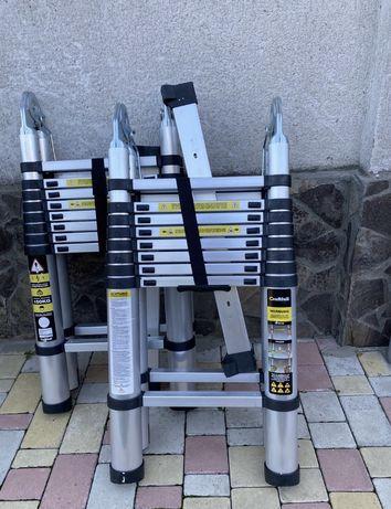 Драбина телескопічна з Німеччини