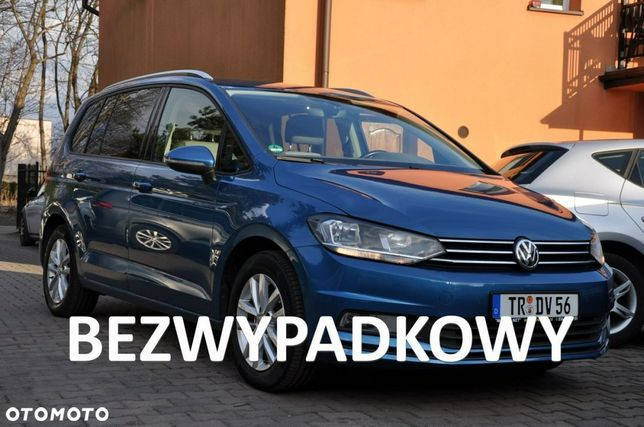Volkswagen Touran 1,6TDI PDC Nawi Multi Alum