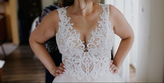 Suknia ślubna Natasha od Diana Atelier
