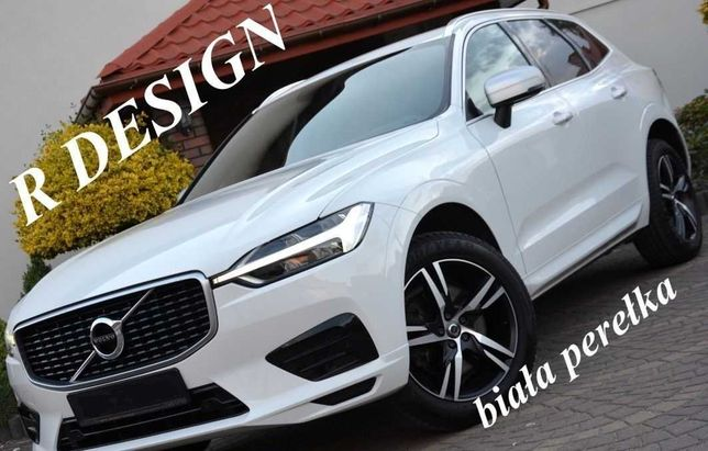 Volvo XC 60 D4 AWD R-Design !!! RATY !!!