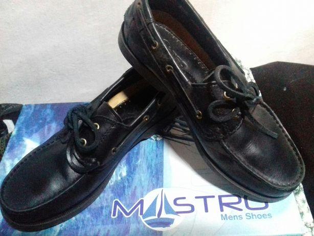 Sapato em pele marca Mastro n°38