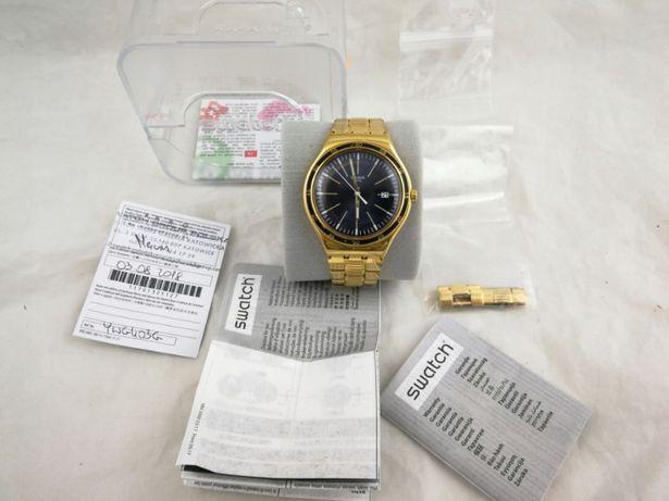 Swatch Irony YWG403G Bullet Zegarek Gwarancja złoty Plus Lombard