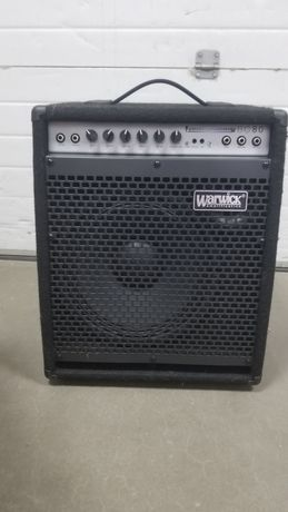 Комбоусилитель warwick bc 80 bass combo