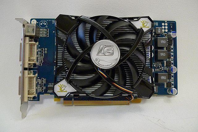 Продам Видеокарту PCI-Ex GeForce GT9600 512 MB \ DDR3 \ 256 bit!