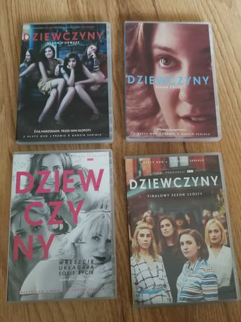 DVD Serial Dziewczyny (Girls)