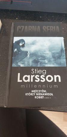 """Stieg Larsson mielnnium """"Mężczyźni, którzy nienawidzą kobiet"""""""