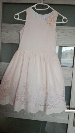Sukienka balowa wizytowa 134