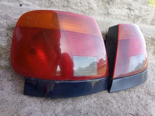 Lampy Audi A4 B5