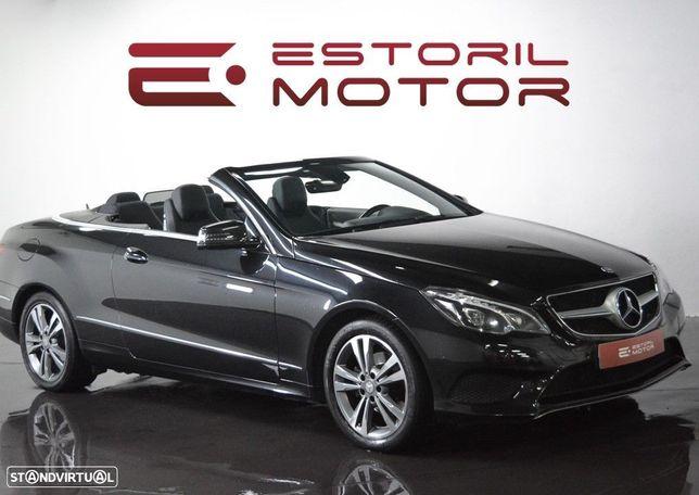 Mercedes-Benz E 220 CDi BlueEfficiency Auto
