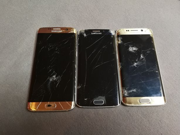 2 x Samsung galaxy S6 EDGE