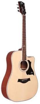 Gwarancja!Nowa gitara akustyczna Kepma A1C NAT