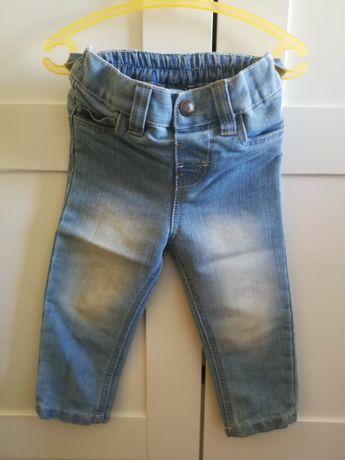 Spodnie Jeansy chłopięce