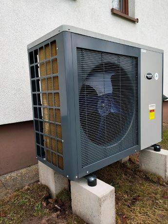 Pompa ciepła monoblok inwerter PANASONIC FUTURA AIR 8 do -25 EVI R32
