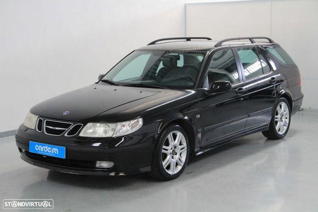 Saab 9-5 SportWagon 2.2 TiD Vector Auto.