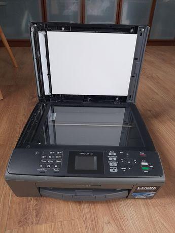 Urządzenie wielofunkcyjne drukarka Brother MFC-J410