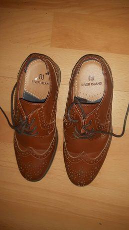 Buty dla chłopca 34 river island eleganckie do komunii