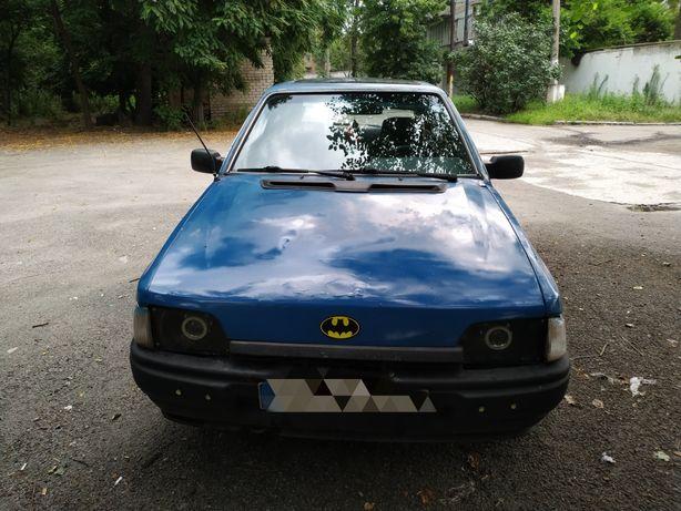 Ford escort clx 1.4 газ/ бензин