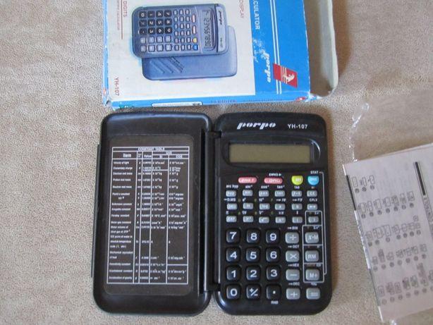 kalkulator naukowy porpo yh-107 nowy