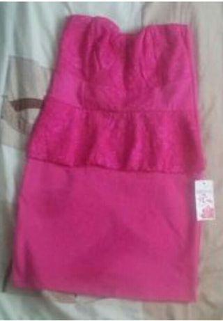 Сукня-платье-бюстье