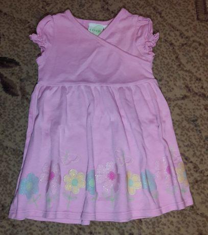 Сукня літня 80-86р, платье летнее