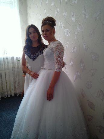 Весільне, плаття
