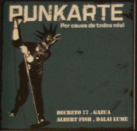 Punkarte - Por Causa De Todos Nós! (Vinil)