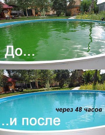 Перекись водорода для бассейна 37% концентрат
