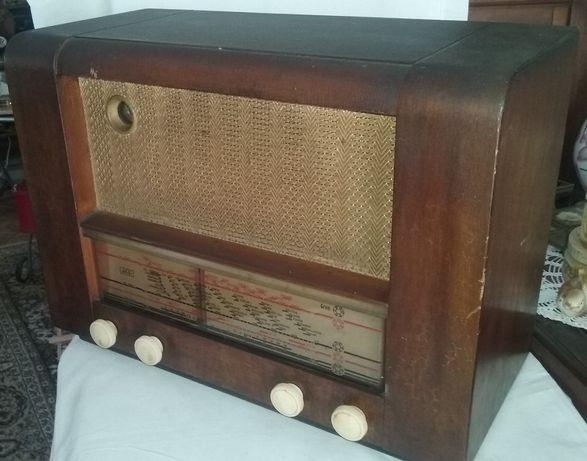 rádio válvulas