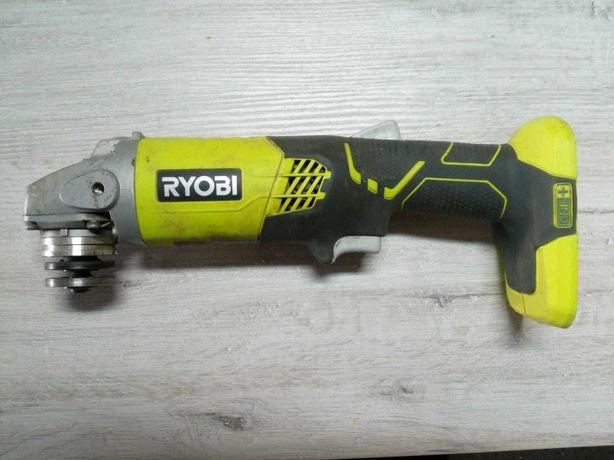 Szlifierka kątowa 18V Ryobi ONE+R18AG-0