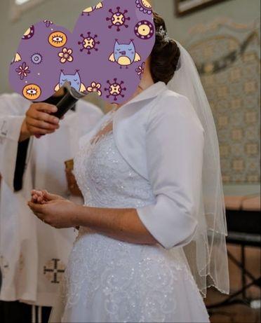 Suknia ślubna PORTIA rozmiar 40