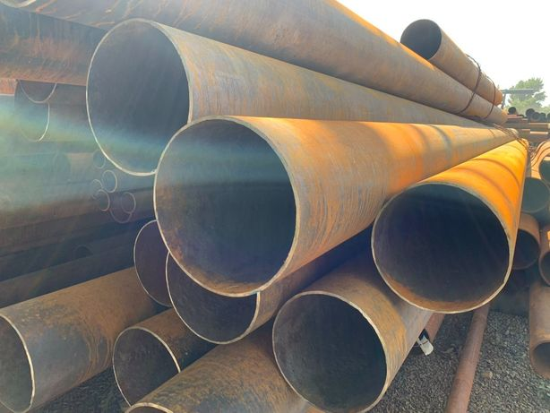 Трубы металлические: сварные, бесшовные (новые, лежалые, б/у)