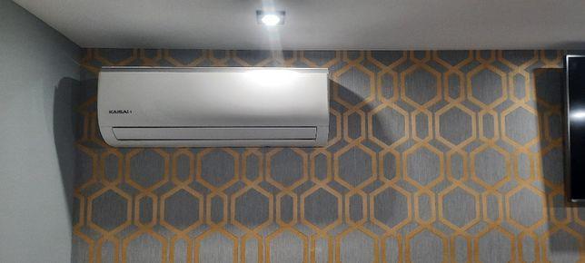 Montaż Serwis Klimatyzacja do Domu Mieszkania Biura Atrakcyjne ceny