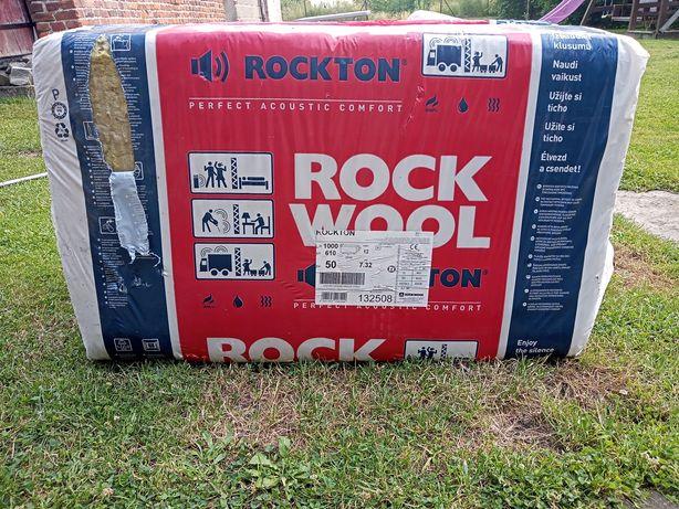 Rockwool Wełna Mineralna Rockton 7,32m2 100x61x5cm