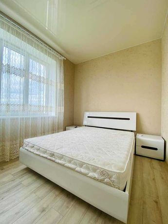 Оренда 1 кімнатної квартири в новобудові