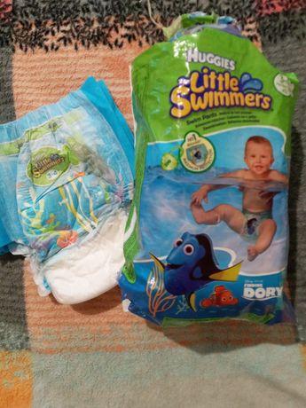Подгузники-трусики для купания