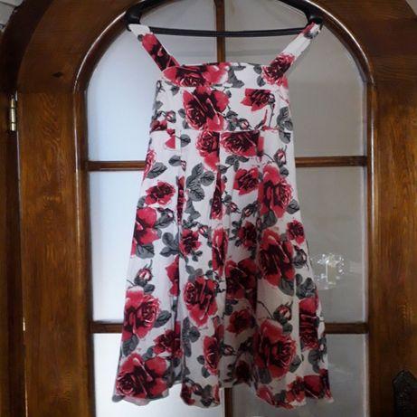 Sukienka wizytowa i szkolna roz. 140