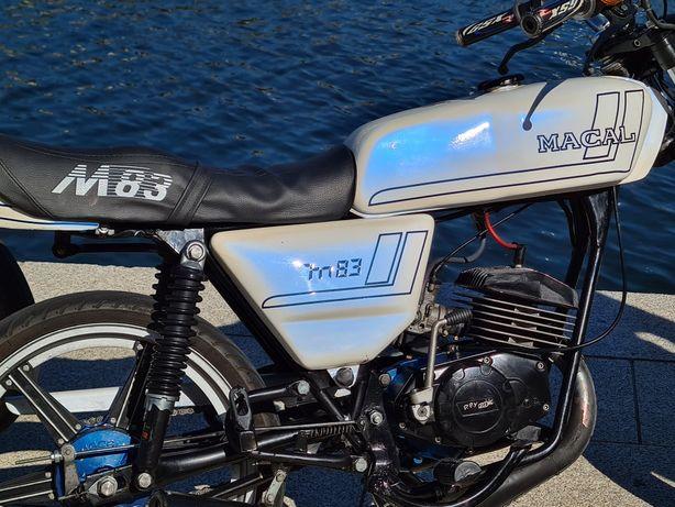 Macal m83 polini 80cc