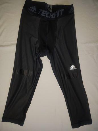spodnie do biegania adidas techfit climachill