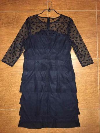 Шикарное новое платье kaleidoscope 10UK 42-44 украинский сток