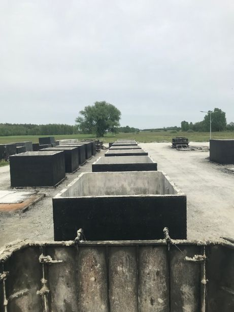 Szamba, szambo betonowe, zbiorniki betonowe PRODUCENT