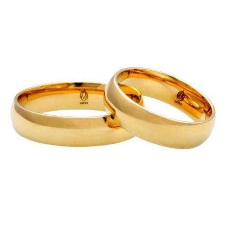 Obrączki złote klasyczne PROMOCJA 3mm 4 mm złotych 585 14K