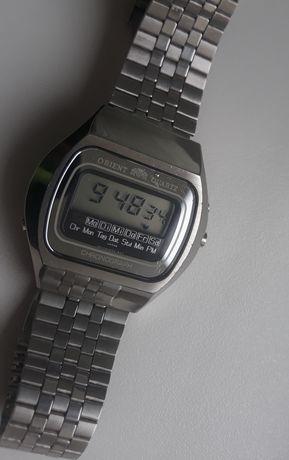Zegarek  elektroniczny Orient Chronograph