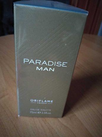 Perfum męski Paradise - Oriflame