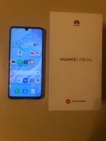 Huawei p30 pro opal 128 GB