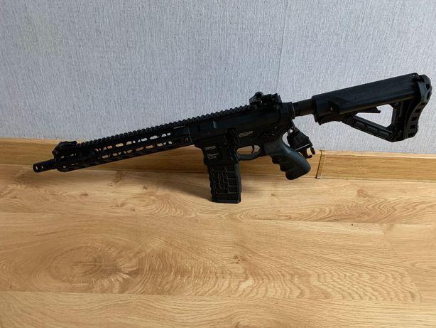 Karabin ASG GC16 warthog 12 (raz używany)