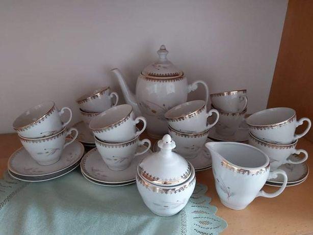 Zestaw kawowy porcelana Włocławek