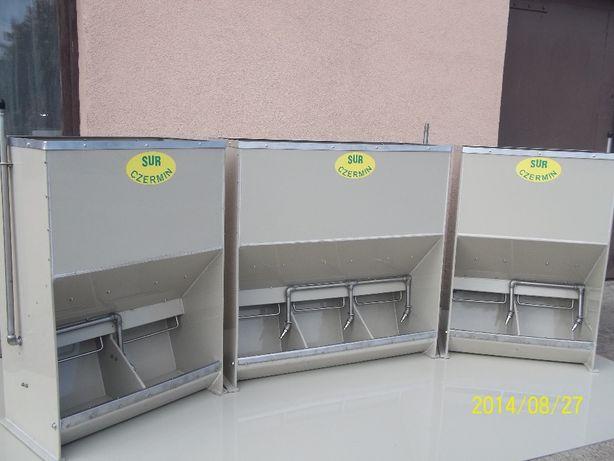 Autokarmniki , Automat paszowy , karmnik , paśnik dla trzody