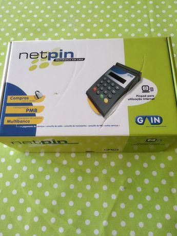 Netpin multibanco em casa